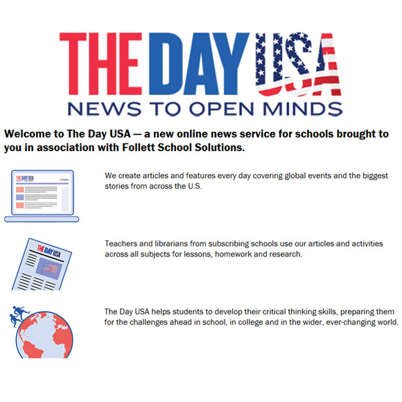 Follett Named Exclusive Distributor of New K-12 Online Daily